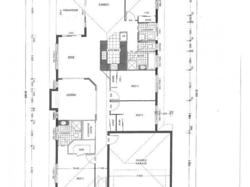 4 Walgan Close, Bentley Park QLD 4869 Floorplan