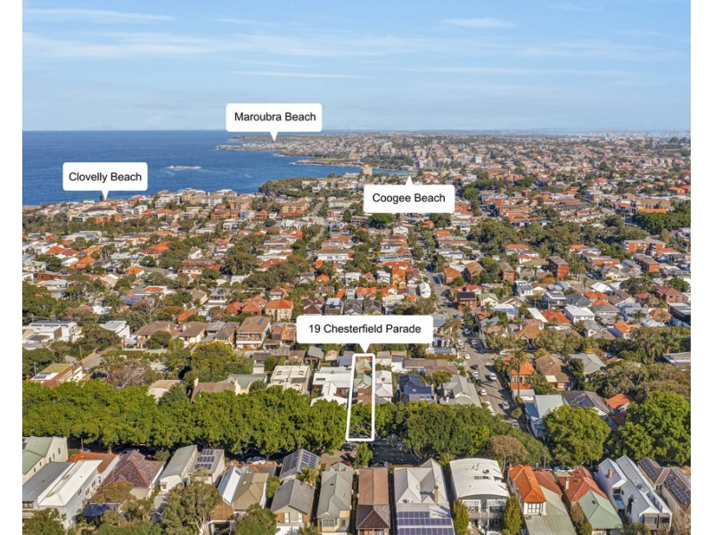 19 Chesterfield Parade, Bronte NSW 2024