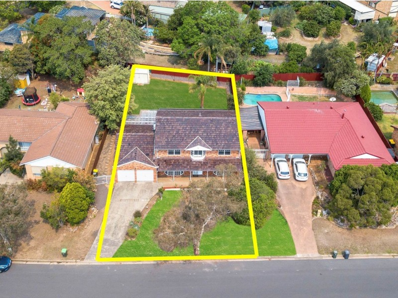 11 Warriewood Street, Woodbine NSW 2560