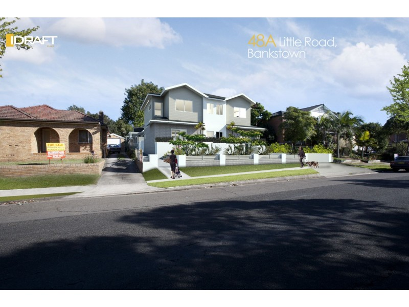 48A Little Rd, Bankstown NSW 2200