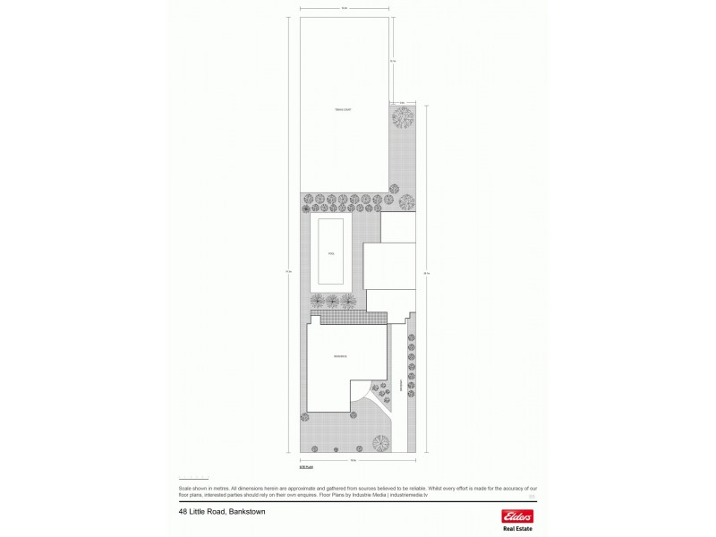 48A Little Rd, Bankstown NSW 2200 Floorplan