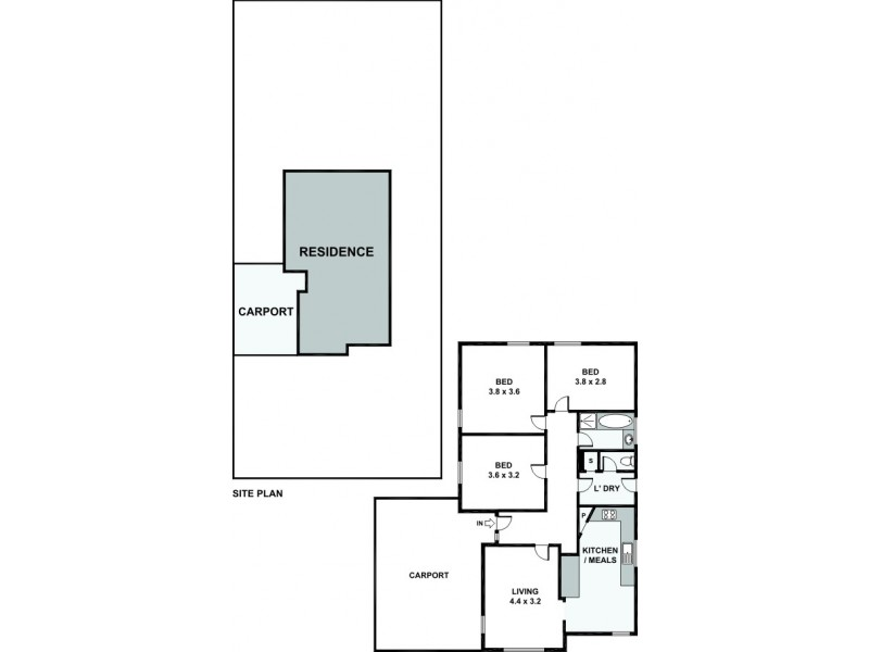 502/465-469 Chapel Road, Bankstown NSW 2200 Floorplan