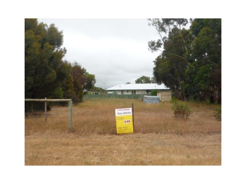 Lot 546 Fourth Avenue, Kendenup WA 6323