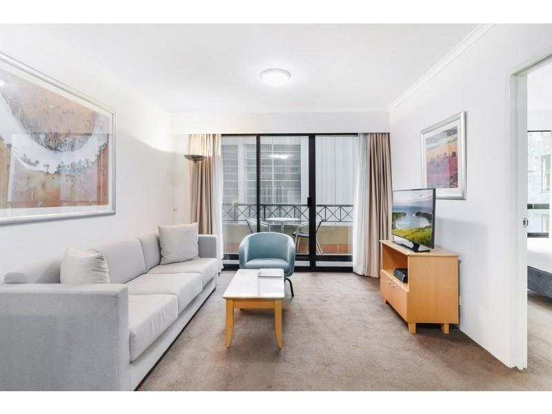 606 / 1 – 3 Hosking Place, Sydney NSW 2000