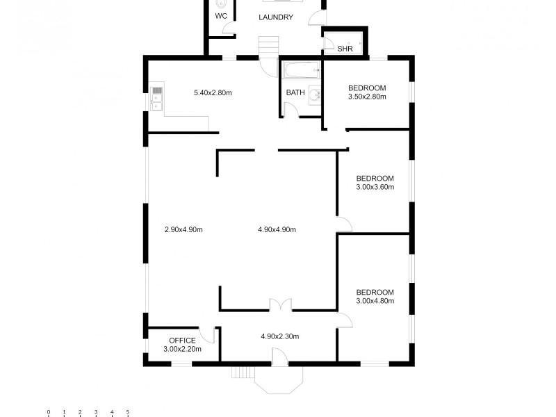 51 Marathon Street, Proserpine QLD 4800 Floorplan