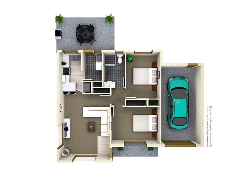 6/28 Ashmont Avenue, Ashmont NSW 2650 Floorplan