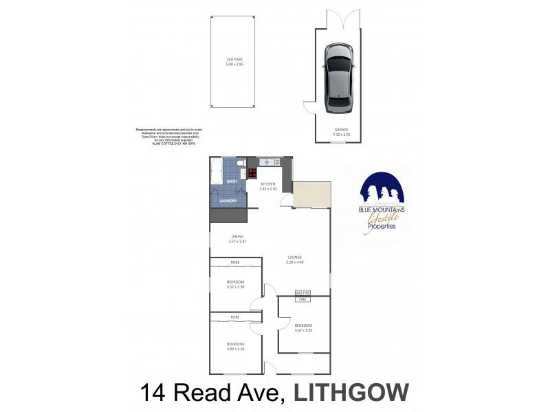 2 Selwyn Street, Morts Estate NSW 2790 Floorplan