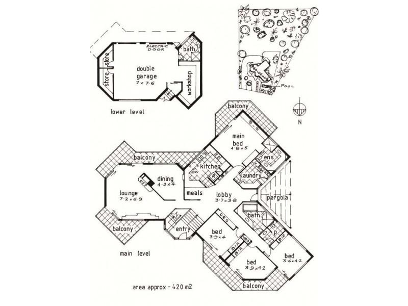 17 The Parapet, Banora Point NSW 2486 Floorplan
