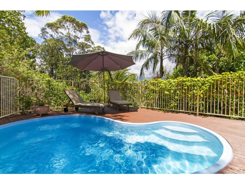 Entry via 4 Razorback for 42 Leeward Terrace, Tweed Heads NSW 2485