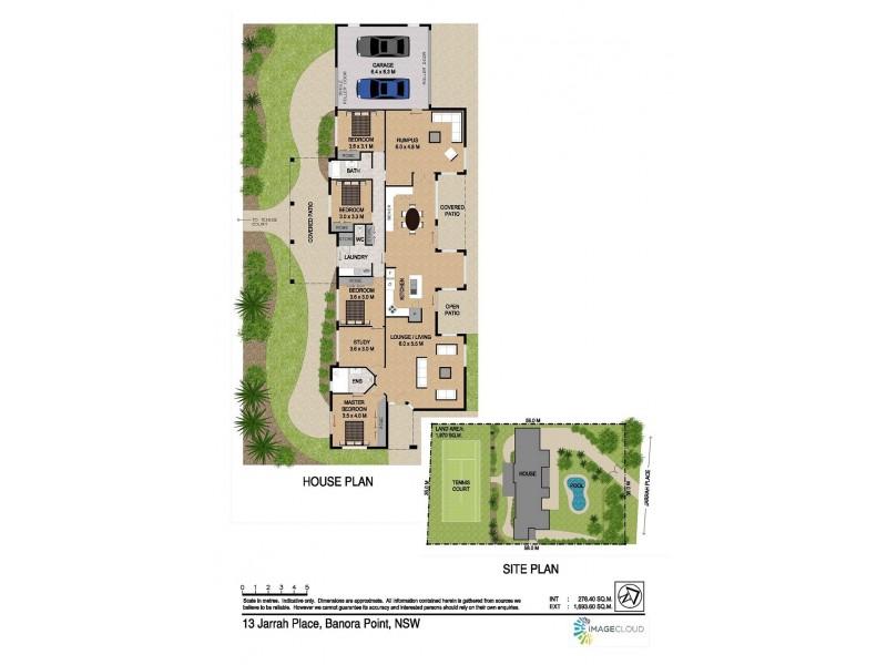 13 Jarrah Place, Banora Point NSW 2486 Floorplan
