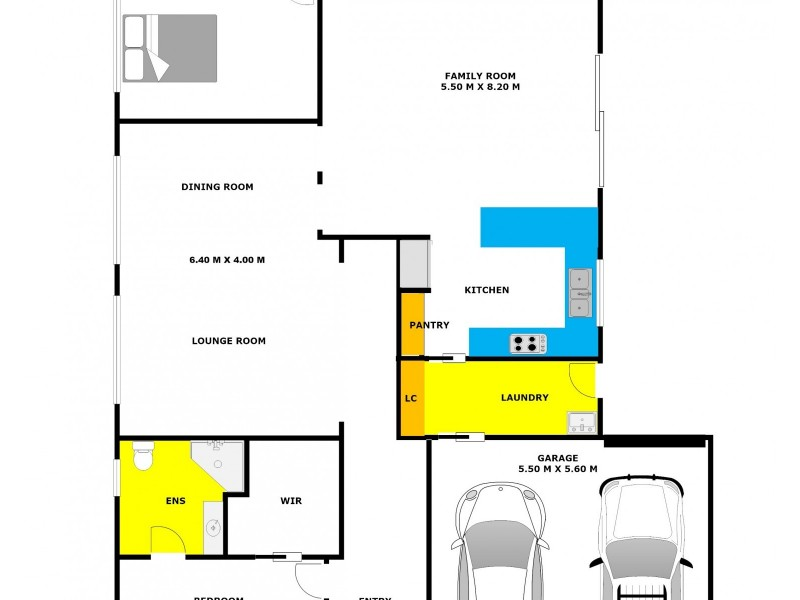 33 Windermere Avenue, Cambridge Park NSW 2747 Floorplan