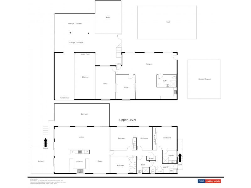 3 River Street, Chinderah NSW 2487 Floorplan
