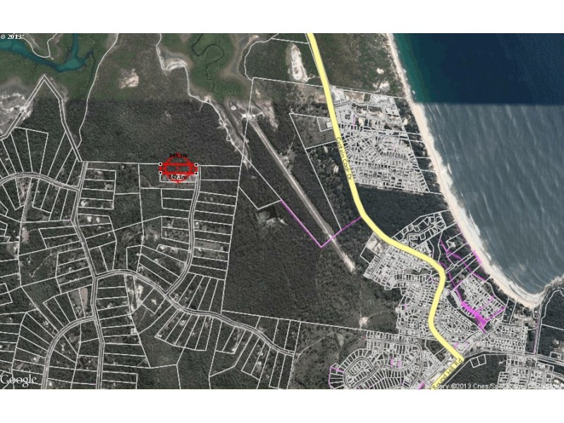 Lot 76 Wistari Tce, Agnes Water QLD 4677