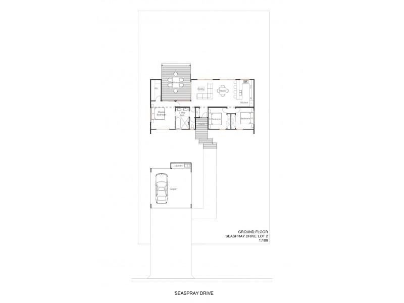 Agnes Water QLD 4677 Floorplan