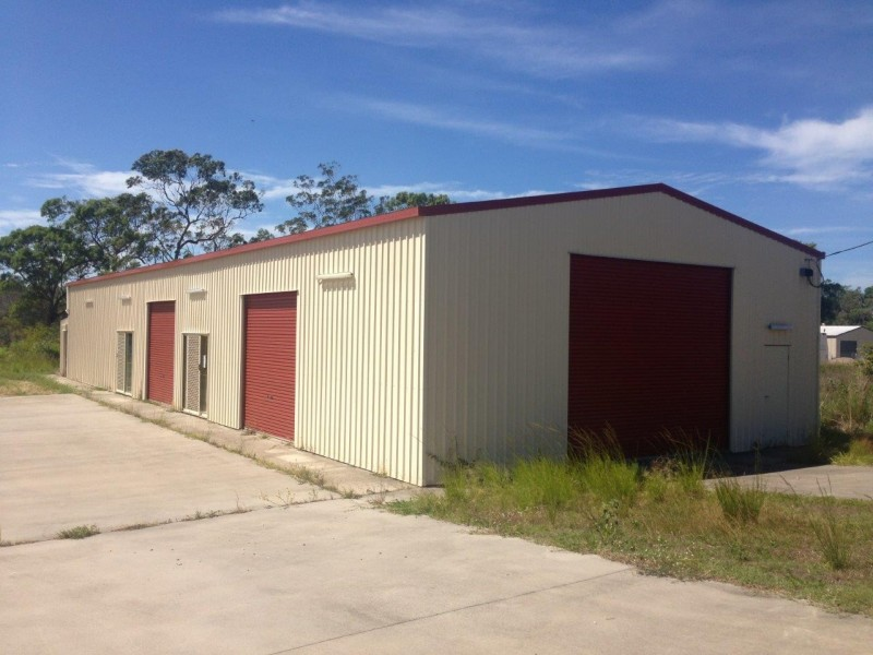 Shed 1, Lot 3 Corfield Dr, Agnes Water QLD 4677