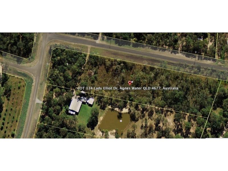 Lot 134 Lady Elliot Drive, Agnes Water QLD 4677