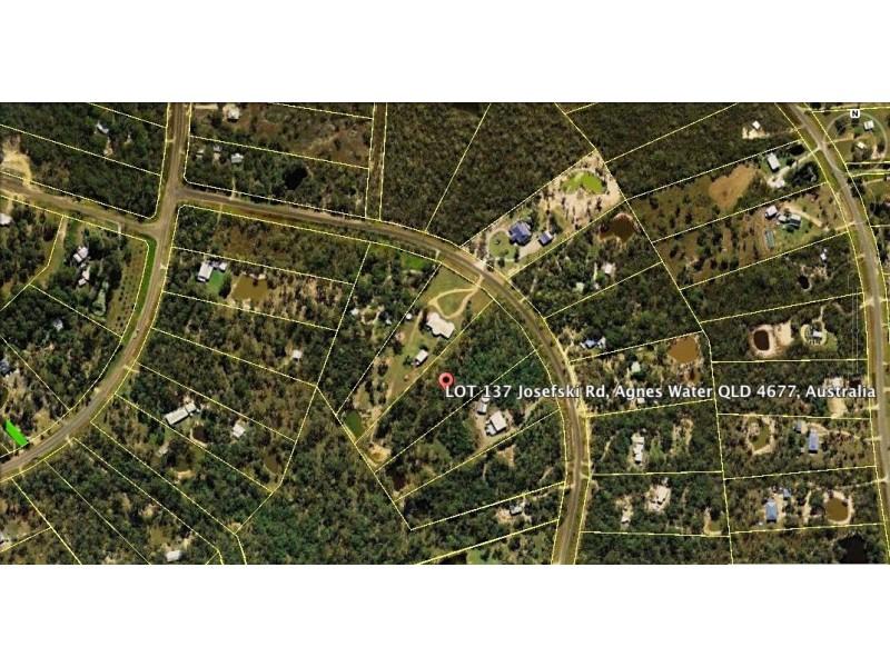 Lot 137 Josefski Rd, Agnes Water QLD 4677