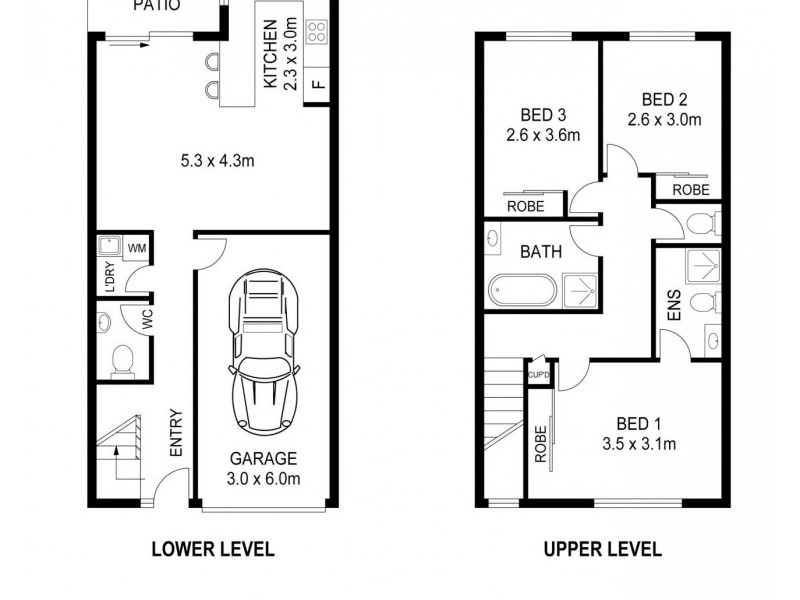 7/62 Station Road, Burpengary QLD 4505 Floorplan