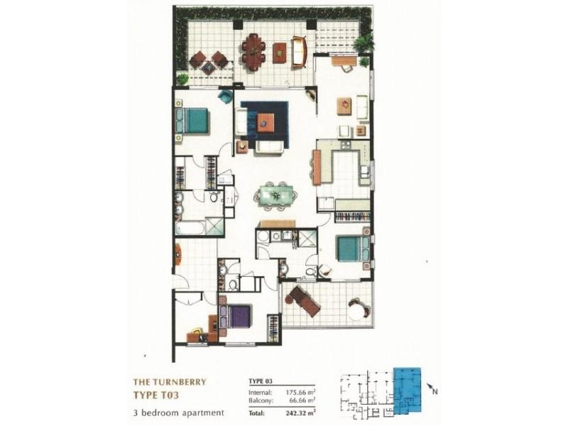 8315 Magnolia Drive East, Hope Island QLD 4212 Floorplan