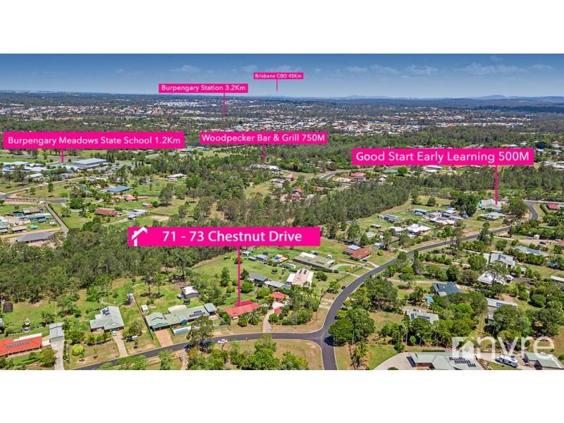 71-73 Chestnut Drive, Burpengary QLD 4505
