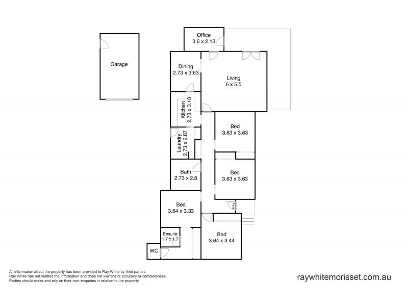 43 Dora Street, Morisset NSW 2264 Floorplan