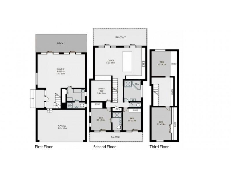 9 Newport Road, Dora Creek NSW 2264 Floorplan