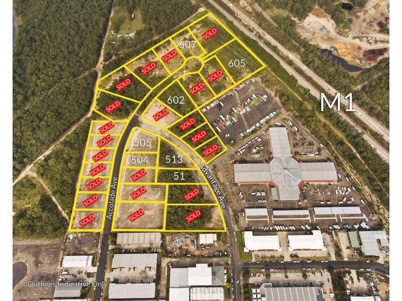 Lot 501 – 512 Accolade Ave, Morisset NSW 2264