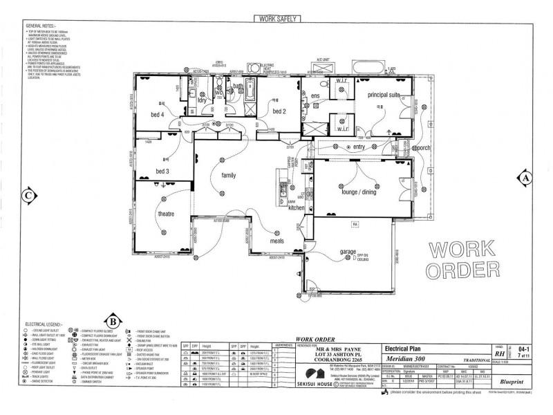 4 Ashton Place, Cooranbong NSW 2265 Floorplan