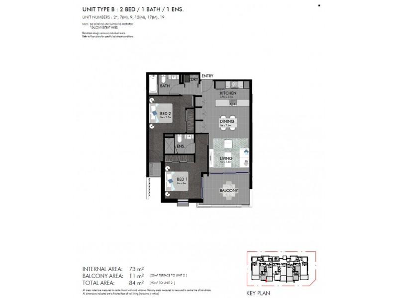 34 / 509-511 Rode Road, Chermside QLD 4032 Floorplan