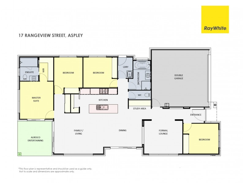 17 Rangeview Street, Aspley QLD 4034 Floorplan