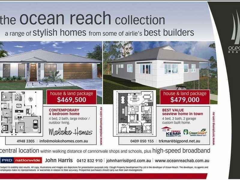 """1728 Shute Harbour Rd """"Ocean Reach"""", Cannonvale QLD 4802"""