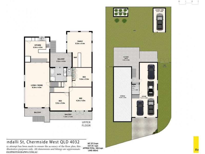 64 Dundalli Street, Chermside West QLD 4032 Floorplan