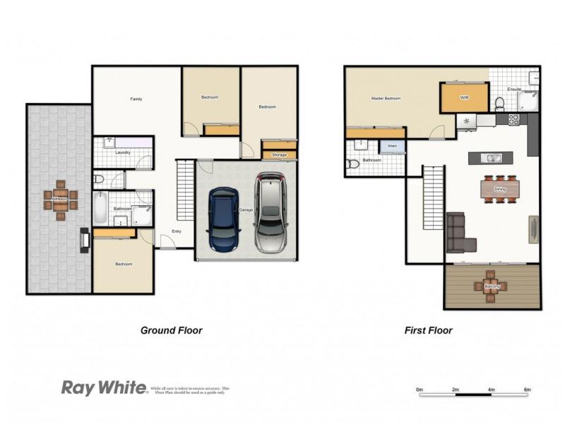 26 Caribou Crescent, Fitzgibbon QLD 4018 Floorplan