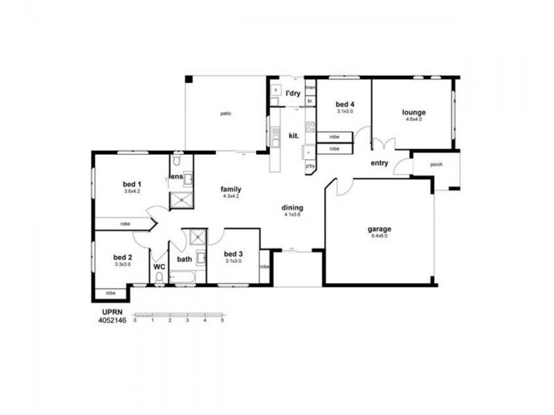 16 Diversity St, Rasmussen QLD 4815 Floorplan