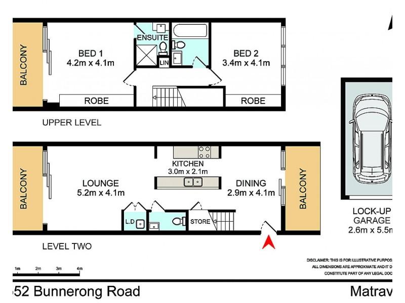 9/552 Bunnerong Road, Matraville NSW 2036 Floorplan