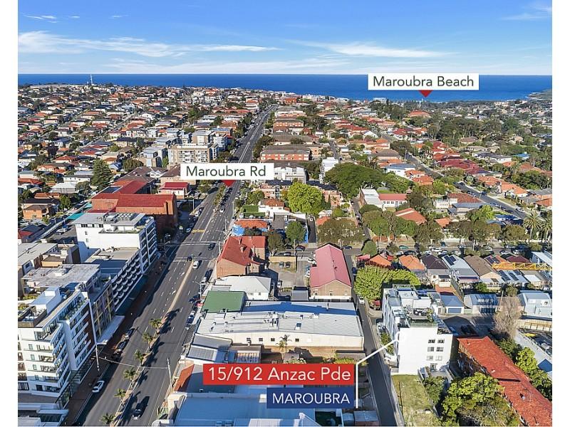 15/912 Anzac Parade, Maroubra NSW 2035