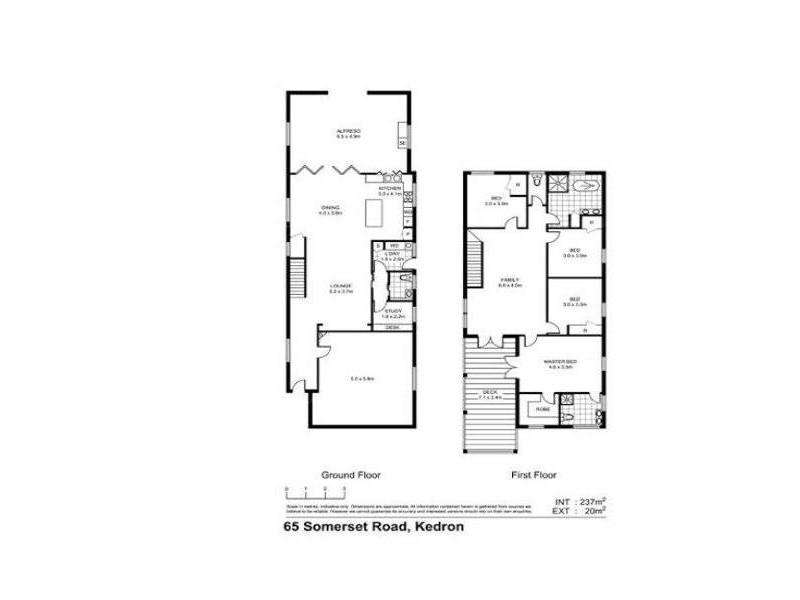 65 Somerset Road, Kedron QLD 4031 Floorplan