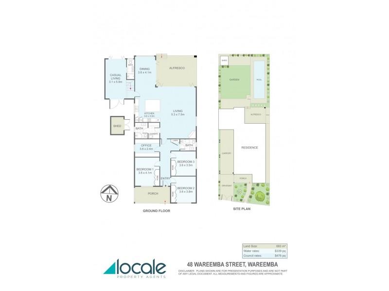 48 Wareemba Street, Wareemba NSW 2046 Floorplan