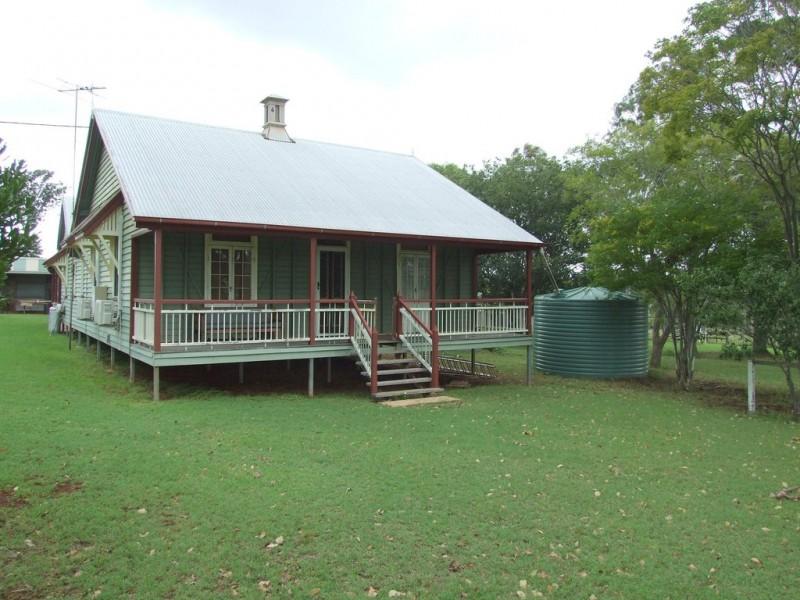 327 Haden-Peranga Road, Haden QLD 4353