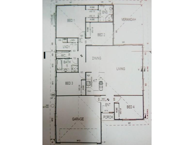 59 Cardinal Circuit, Caboolture QLD 4510 Floorplan