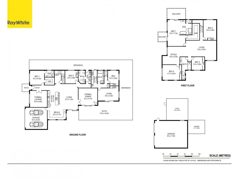 46 Three Ponds Place, Elimbah QLD 4516 Floorplan