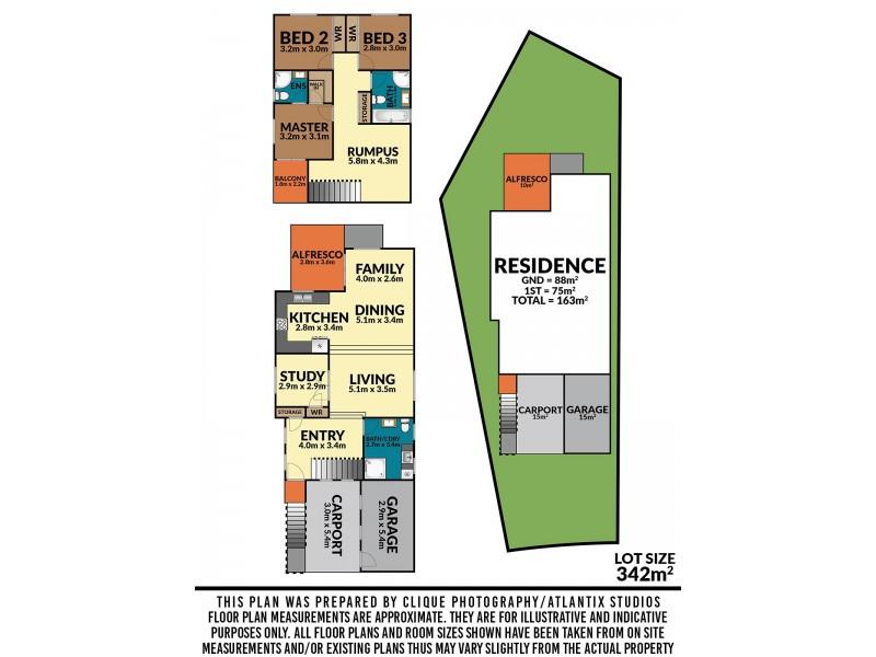 3A Heron Close, Watanobbi NSW 2259 Floorplan