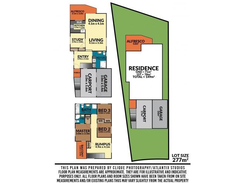 3B Heron Close, Watanobbi NSW 2259 Floorplan