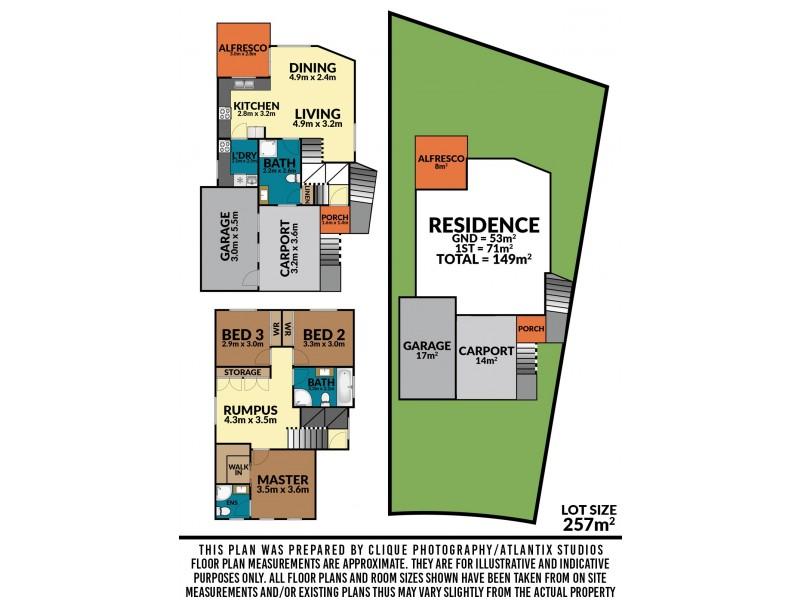 3C Heron Close, Watanobbi NSW 2259 Floorplan
