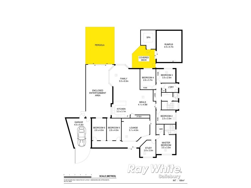 10 Earl Court, Andrews Farm SA 5114 Floorplan