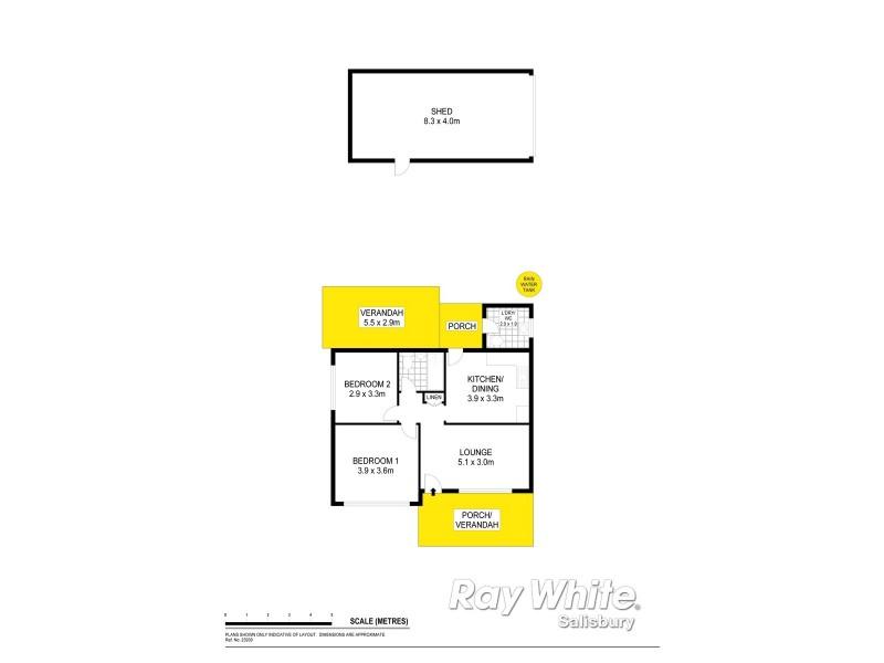 32 Brimsdown Road, Davoren Park SA 5113 Floorplan