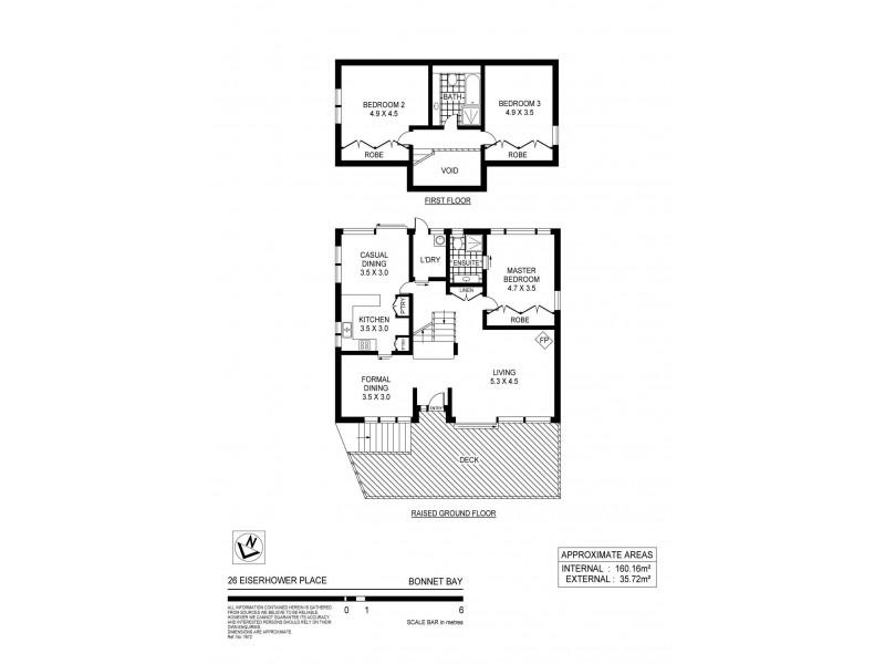 26 Eisenhower Place, Bonnet Bay NSW 2226 Floorplan