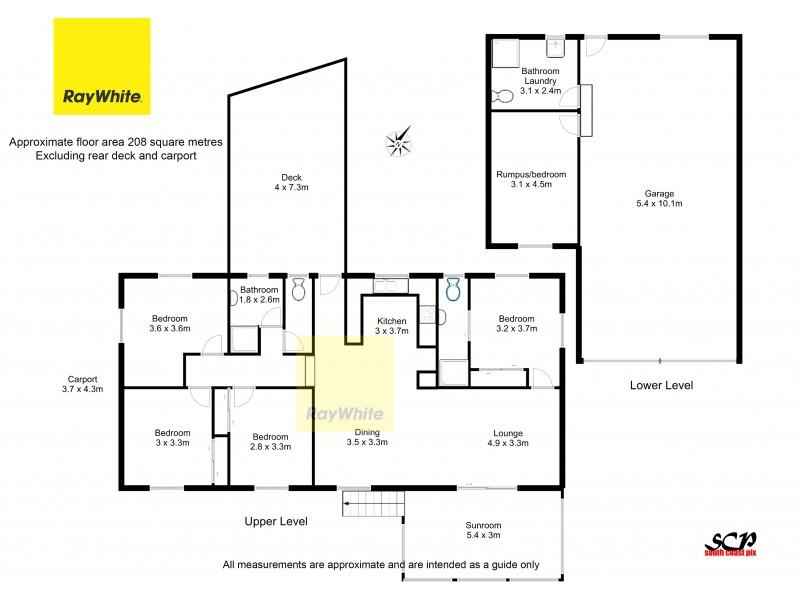 3 Karana Close, Long Beach NSW 2536 Floorplan