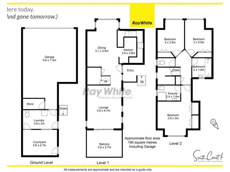 6/33-35 Clyde Street, Batemans Bay NSW 2536 Floorplan