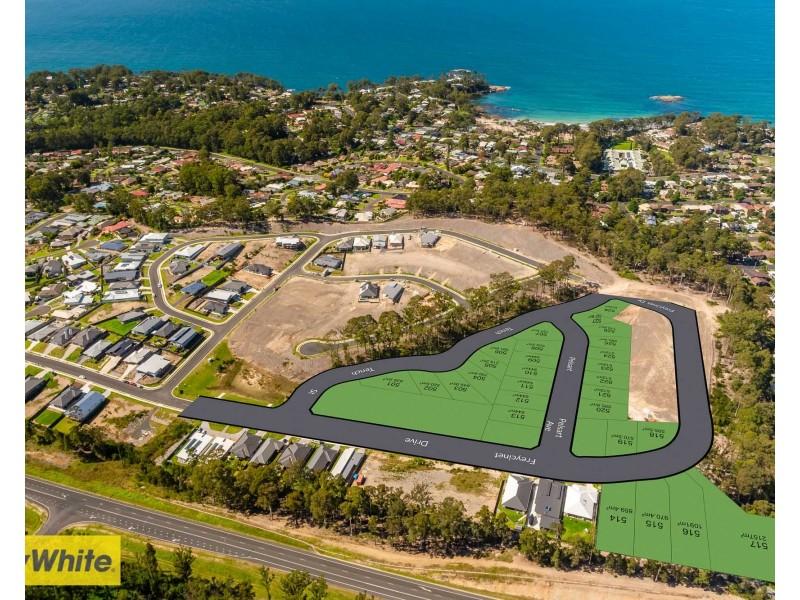 Lot 510 Pelsart Avenue, Sunshine Bay NSW 2536